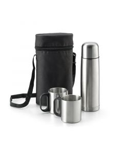 DURANT - Thermos and mugs set