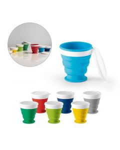 ASTRADA - Foldable travel cup 250 ml