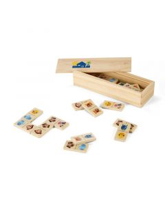 DOMIN - Wooden domino game