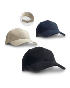 CHRISTIAN - 100% Cotton Canvas Cap