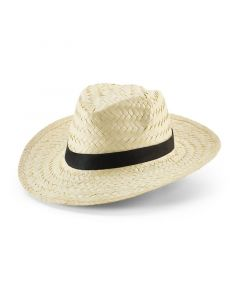EDWARD - Natural straw hat