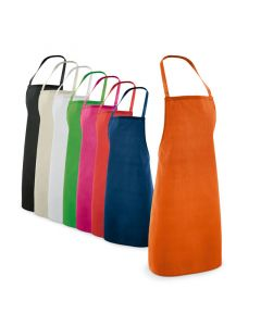 CURRY - Apron in cotton and polyester
