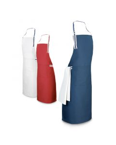 GINGER - Apron in cotton and polyester