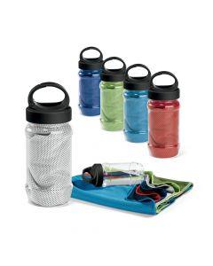 ARTX PLUS - Sports towel with bottle