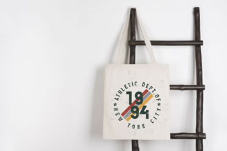 Shopping bags as promotional items or corporate gifts