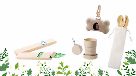Promotional eco friendly items