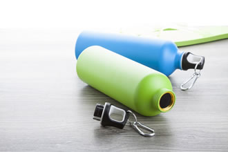Water Bottles as promotional items or corporate gifts